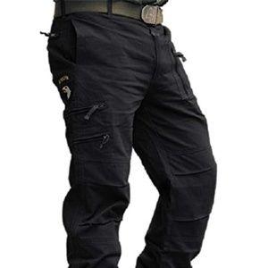 NWT-CRYSULLY Men's Cotton Multi-Pocket Military